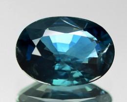 1.12 Cts Amazing Rare Natural Fancy Blue  Ceylon Sapphire Loose Gemstone