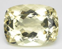 17.78 Cts Fancy Golden Yellow Color Natural Citrine Gemstone