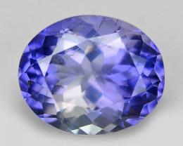 1.35  Cts Amazing Rare Purple  Color Natural Iolite Gemstone