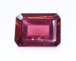 1.94 Crt Natural  Rhodolite Garnet Faceted Gemstone.( AB 80)
