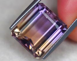 10.26Ct Natural Bi Color Ametrine Octagon Cut Lot B2076