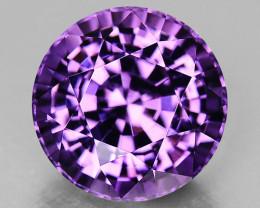 Flawless, high gem quality custom cut Mahenge spinel.