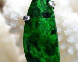 Jade Maw Sit Sit, Chloromelanite 20 carats - Tawmaw Myanmar