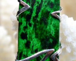 Jade Maw Sit Sit, Chloromelanite 28 carats - Tawmaw Myanmar