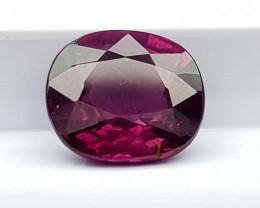 1.89Crt Grape Garnet  Natural Gemstones JI33