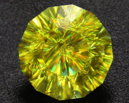 Sphene 1.02 ct Custom Cut Sphene Gemstone