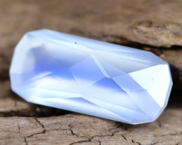 Blue Moonstone 3.40Ct Master Cut Natural Ceylon Blue Moonstone A2508