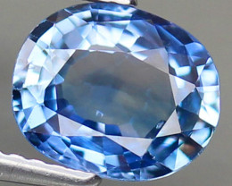 1.77 ct. 100% Natural Earth Mined Blue Sapphire Ceylon, Heated Only