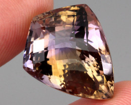 27.13 ct. 100% Natural Earth Mined Top Quality Ametrine Bolivia Unheated