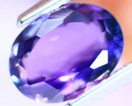 2.16cts Violet Blue D Block Tanzanite / KL104