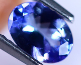 0.70cts Violet Blue D Block Tanzanite / KL107