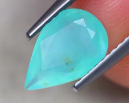 0.97Ct Natural Paraiba Opal Pear Cut Lot A823