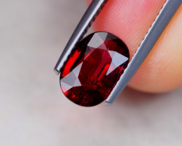 2.03Ct Natural Rhodolite Garnet Oval Cut Lot B2088
