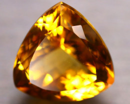 Citrine 11.98Ct Natural Golden Yellow Color Citrine E2911/A2