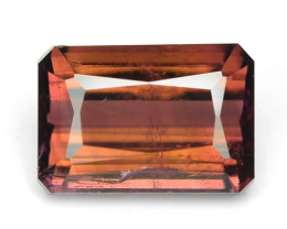 1.45 Cts Unheated Pink Color Natural Tourmaline Loose Gemstone