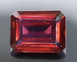 1.94 Crt Rhodolite Garnet  Faceted Gemstone (Rk-54)