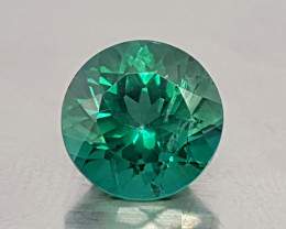 2.25CT GREEN TOPAZ BEST QUALITY GEMSTONE IIGC45
