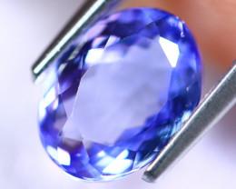 2.52cts Violet Blue D Block Tanzanite / KL111