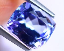 2.13cts Violet Blue D Block Tanzanite / KL112