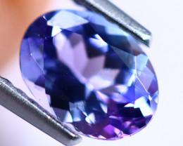 1.19cts Violet Blue D Block Tanzanite / KL114