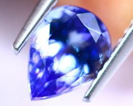 1.23cts Violet Blue D Block Tanzanite / KL115