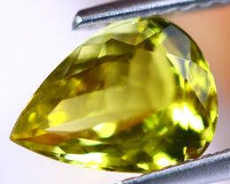 1.60cts Natural Yellow Colour Tanzanite / KL117