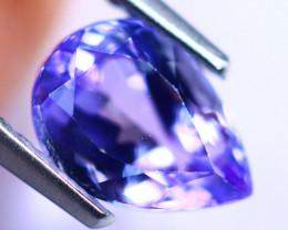 1.55cts Violet Blue D Block Tanzanite / KL120
