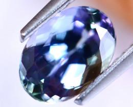 1.65cts Violet Blue D Block Tanzanite / KL122
