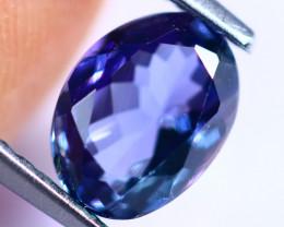 1.40cts Violet Blue D Block Tanzanite / KL123