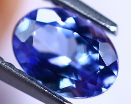 1.09cts Violet Blue D Block Tanzanite / KL127