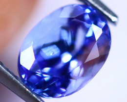 1.81cts Violet Blue D Block Tanzanite / KL128