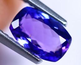 1.30cts Violet Blue D Block Tanzanite / KL133