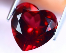 4.44cts Natural Red Colour Garnet / MA171