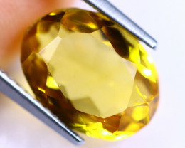 4.25cts Natural Yellow Colour Citrine / MA191
