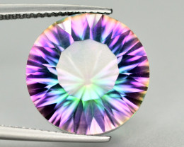 Lovely 12 Carat Rainbow Mystic Quartz