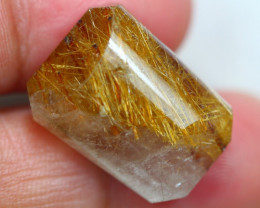22.88ct Natural Rutile Quartz Lot GW7434