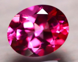 Pink Topaz 4.47Ct Natural IF Pink Topaz D3012/A35