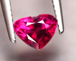 Rhodolite 1.61Ct Natural VVS Purplish Red Rhodolite Garnet D3025/A5