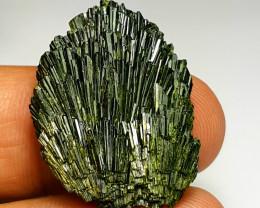 Amazing Damage free Flower tree shape Epidote crystal 45Cts-Pak