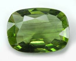 1.16 Cts Amazing Rare Natural Fancy Green Ceylon Sapphire Loose Gemstone