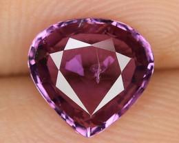 1.37 Cts Amazing Rare Natural Fancy Purple Fancy Sapphire Loose Gemstone