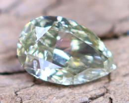 Yellowish Green Diamond 0.26Ct Untreated Genuine Fancy Diamond AT0003