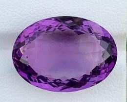 18.56 Carats Amethyst  Gemstone
