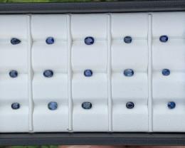 4.45 Carats Sapphire Gemstones Parcel