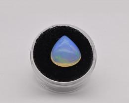 Welo Opal, 5.13ct Triangle Cut