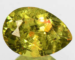 0.48 Cts Untreated Color Changing Natural Demantoid Garnet Gemstone