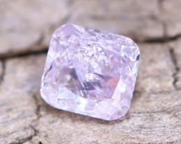 Pink Purple Diamond 0.14Ct Natural Untreated Pink Purple Diamond B2811