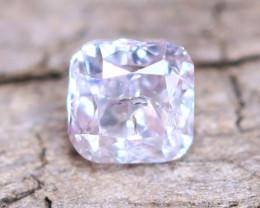 Pink Purple Diamond 0.18Ct Natural Untreated Pink Purple Diamond B2813