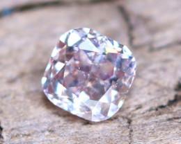 Pink Purple Diamond 0.11Ct Natural Untreated Pink Purple Diamond B2814