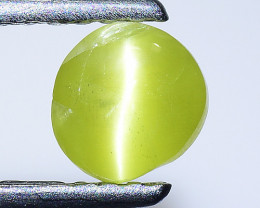 0.88 CT CAT'S EYE CRYSOBERYL RARE GEMS SRILANKA  CE10